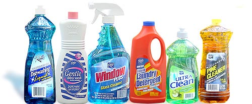 Make Your Own Eco Friendly Household Cleaners Home