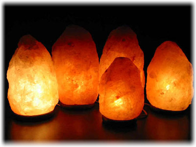 Side Effects Of Salt Lamps : Salt Crystal Lamps as as an ionizer - detoxforlife.biz