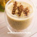 Golden  Almond Crunch Quinoa/Chia Pudding