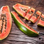 DIY Papaya Enzyme Face Mask