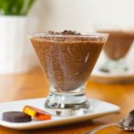 Dark Chocolate Chia Seed Pudding